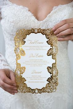 Ultra Violet Meets Timeless Wedding Style is part of Floral laser cut wedding invitations On trend ultra violet meets timeless decor for a chic and modern wedding day! A glamorous mermaid wedding dr - Royal Wedding Invitation, Laser Cut Wedding Invitations, Elegant Invitations, Elegant Wedding Invitations, Wedding Programs, Wedding Stationery, Wedding Cards, Wedding Day, Destination Wedding