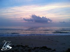 Sunrise over the ocean #OuterBanks