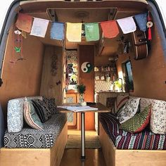 Amazing Interior Design Ideas Camper Van Organization, Let our craft man ship help you attain the plan of uniqueness you desire. If buying your crystal chandeliers there are a lot of distinct designs you c. Camper Life, Diy Camper, Rv Campers, Teardrop Campers, Interior Trailer, Campervan Interior, Conversion Van, Van Life, Vw Caravan