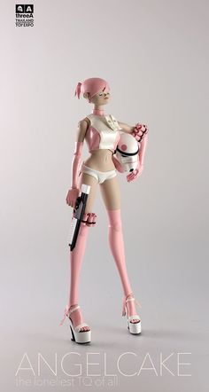 ThreeA ashley Wood TTE 2016 Angel Cake TQ 5