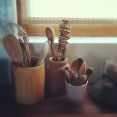 kitchen tools/spoons