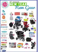 WIN the HOTTEST new #babygear from @bumpclubchicago during #BCBNewYearNewGear