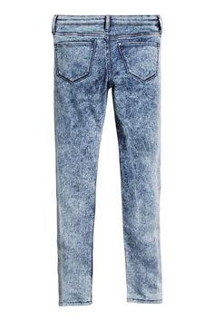Džínsy Skinny Fit   H&M