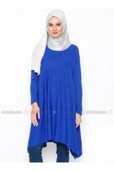 Salaş Triko Hırka - Saks - Seyhan Fashion #modasto #giyim #moda https://modasto.com/seyhan-fashion/kadin/br24133ct2