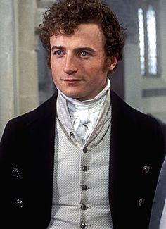 Crispin Bonham-Carter, Mr. Charles Bingley - Pride and Prejudice directed by Simon Langron (TV Mini-Series, BBC, 1995) #janeausten