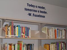 Ft. Vancouver High School Library Media Center 12 by WA State Library, via Flickr