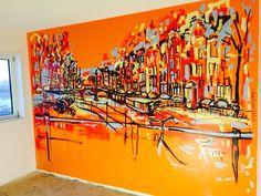 Kamer 714 #arthotel #amsterdam #design #hotelroom #unique