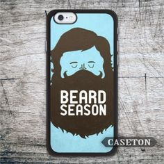 Beard Season On Blue Case For iPhone 7 6 6s Plus 5 5s SE 5c 4 4s and For iPod 5 Drop Shipping Wholesale Retail //Price: $US $2.99 & FREE Shipping //     #apple