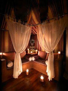 Destination Unknown: Meditation Room