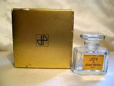 """Jean Patou """"JOY"""" Flacon DE Parfum 1930 Vintage Perfume Bottle C   eBay"""