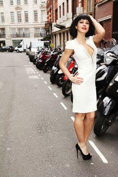 Apple Models - Bianca P Apple Model, White Dress, Photography, Models, Dresses, Fashion, Templates, Vestidos, Moda