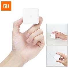 Original Xiaomi Mijia Magic Cube Remote Controller Sensor Zigbee Version Six Actions Work with Gateway for Xiaomi Smart Home Kits Electrical Appliances, Home Appliances, Diy Crafts Tv, Smart Home Design, Smart Home Control, Gear Best, Smart Home Technology, Smart Home Automation, Magic Box