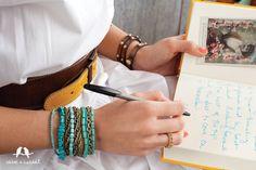 Who loves bracelets? We do! https://www.chloeandisabel.com/products/B051BZ/studded-leather-wrap-bracelet/?m=becka