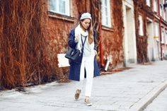 Angelica Blick | winter streetstyle