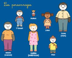 Les personnages de tchoupi Morgan, Conte, Kids And Parenting, Robot, Family Guy, Lily, French, Fictional Characters, Cartoons
