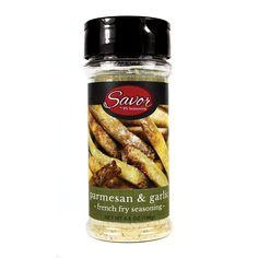 Savor Parmesan & Garlic French Fry Seasoning