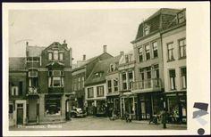 Oude aanzicht Kerkstraat, Hellevoetsluis