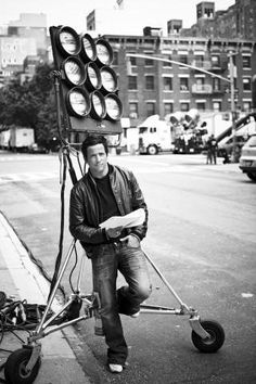 Say hello to my newest crush, scottish actor Ross McCall