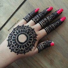 49 Ideas For Wedding Makeup Spring Faces Henna Hand Designs, Mehndi Designs Finger, Simple Arabic Mehndi Designs, Indian Mehndi Designs, Mehndi Designs 2018, Mehndi Designs For Girls, Mehndi Designs For Beginners, Modern Mehndi Designs, Mehndi Design Pictures