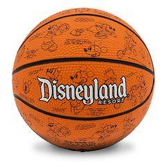 Mickey Mouse Basketball - Disneyland - Small