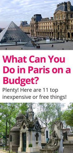Visiting Paris on a budget? Here are the top 11 things to do in Paris France that are free or inexpensive! Visit the most popular sites without spending a penny. Feed your face for a few Euros, and get around Paris on a dime. - Just a Pack Paris Travel Tips, Budget Travel, Travel Ideas, Travel Plan, Travel Info, Places To Travel, Places To Visit, Travel Destinations, Visit Stockholm