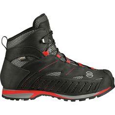 dc8be0ba71c Hanwag - Najera Mid GTX Surround Hiking Boot - Men s - Schwarz Black  Backpacking Boots