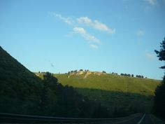 The North Road near Baram, Israel. North West, Israel, Mountains, Places, Nature, Naturaleza, Nature Illustration, Bergen, Scenery