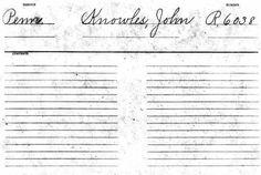 Revolutionary War Pension & Bounty-Land Warrant Application (John Wesley Knowles Sr)