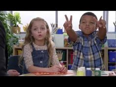 a t & t uses adorable and funny kids to sell their product in the new it's complicated ads. http://lostremote.com/its-not-complicated-atts-ads-top-the-social-tv-commercial-chart_b36244