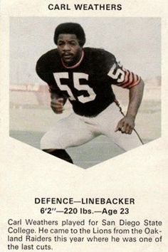 Oakland Raiders Football, Football Icon, Football Memes, Football Cards, Baseball Cards, Nfl History, History Facts, Canadian Football League, Cards