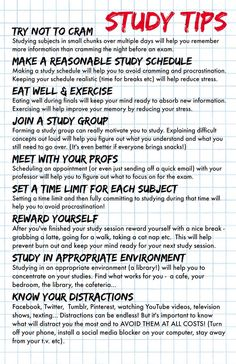 School study tips - How to manage your deedline There are several useful tips below essaywriting studying education successful essayvikings tips skills essay schedule timemanagement Study Tips For High School, High School Hacks, Life Hacks For School, College Hacks, School Tips, College Study Tips, College Freshman Tips, Exam Study Tips, Uk College