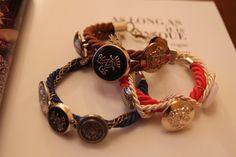 Button bracelets