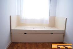 Cama_nido_a_medida_Aide_Sant_Feliu_Llobregat Más proyectos similares en www.fusteriamanel.com