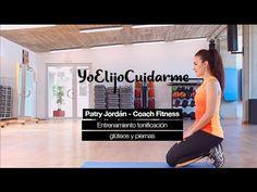 YoElijoCuidarme | Rutina glúteos y piernas
