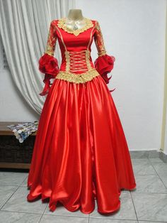 Atelier Patricia Pessoa: Roupa Cigana III Satin Dresses, Gowns, Boho Fashion, Fashion Outfits, Maria Clara, Neo Victorian, Estilo Boho, Halloween Disfraces, Sharara