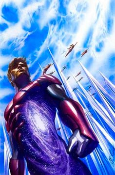 Star Boy of the Legion of Superheroes (Alex Ross)