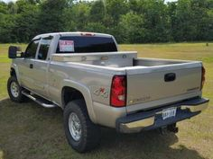 2004 Chevy Silverado 2500HD 4×4