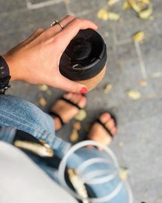 295 Likes, 13 Comments - Stefanie Jung Reusable Coffee Cup, Small Changes, Melbourne, Coffee Cups, Let It Be, Live, Couples, Create, People