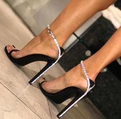 Women High Heels Most Comfortable High Heel Shoes Just Fashion Now Sho – chestnuttal Ysl Heels, Stilettos, Shoes Heels, Pumps, Ysl Sandals, Stiletto Shoes, Sandals Outfit, Dream Shoes, Crazy Shoes