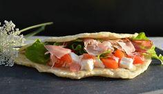 Piadina mozzarella speck – Des recettes à Gogo – Recettes Maison – Simples – Veggies by Gogo