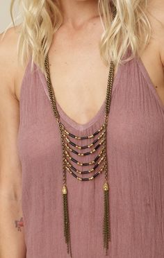 love this necklace at planet blue