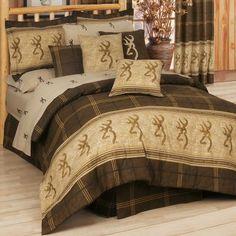 Browning Bed set