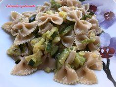 Cucinando e Pasticciando: Farfalle integrali alle zucchine