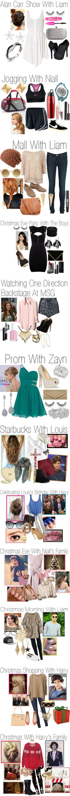 """""""One Direction Outfits"""" by harrystyles2213 ❤ liked on Polyvore"""