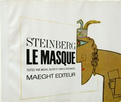 Saul Steinberg-Le Masque