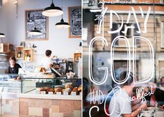 Café Pavé in Milan by Paris in Four Months, via Flickr