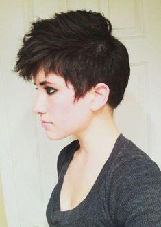 short punk hairstyles 2017 : Hair, Hairstyles haircuts and Rihanna haircut on Pinterest