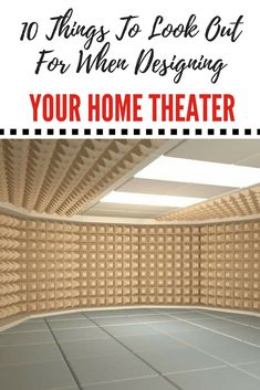 Home theaters rooms Things To Look Out For When Designing Your Home Theater. Theater 10 Things To Look Out For When Designing Your Home Theater Home Theater Furniture, Home Theater Decor, Best Home Theater, Home Theater Rooms, Home Theater Seating, Home Theater Design, Home Decor, Cinema Room, Home Theatre