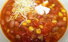 On My Menu: Melissa's Taco Soup