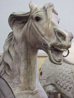Carousel Animals late 19th-early 20th century (22) by mharrsch, via Flickr